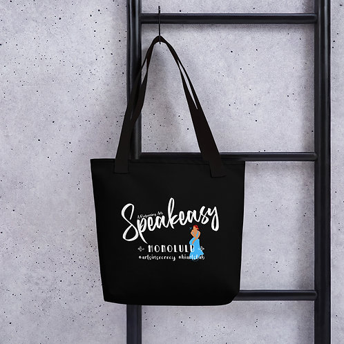Speakeasy Tote bag