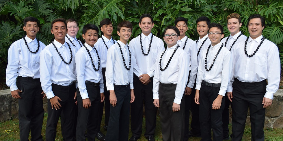 Kailua Nazarene Kupuna Concert