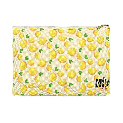 Lemon Accessory Pouch