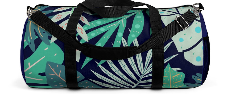 Tropical Leaves Duffel Bag