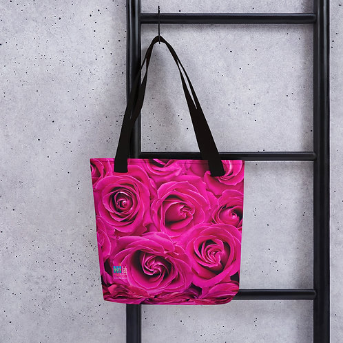 Rose Bunch Tote bag