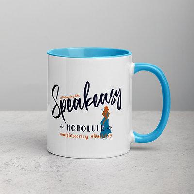 Speakeasy Mug with Color Inside