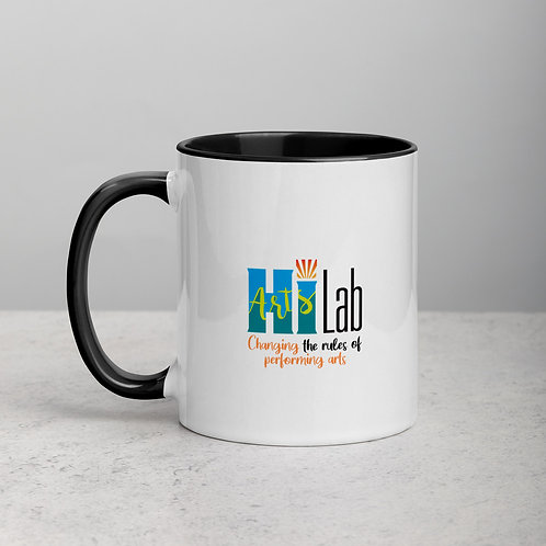 The Retail Lab Mug with Color Inside