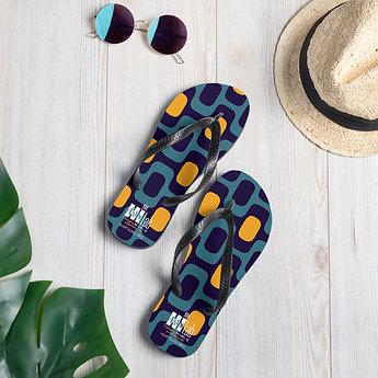 Geometric Slippers