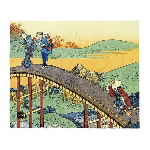 The Bridge Throw Blanket