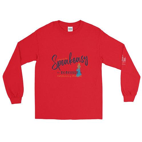 Men's Long Sleeve Speakeasy Shirt