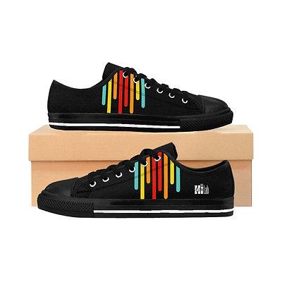 Lines of Color Men's Sneakers