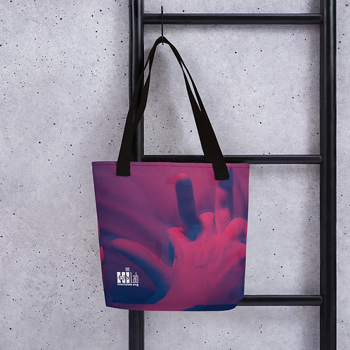 Speakeasy Sensuality Tote bag