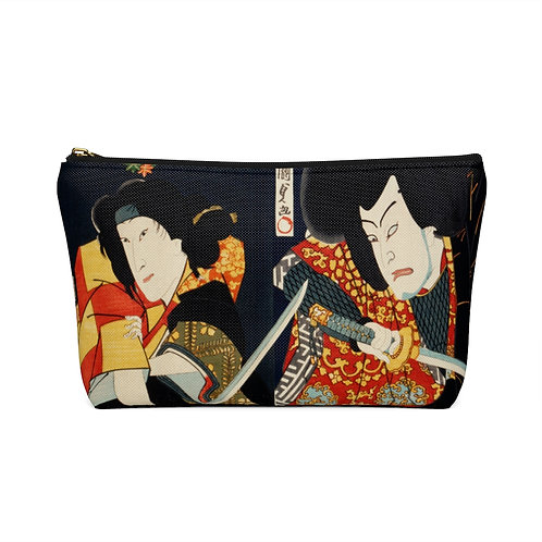 Japanese Accessory Pouch w T-bottom