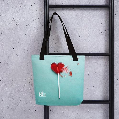 Dichterliebe Lollipop Tote bag
