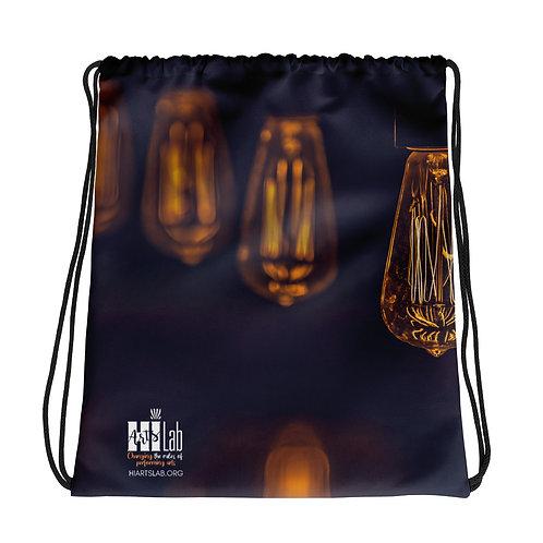 Edison Drawstring bag
