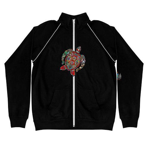 Honu Piped Fleece Jacket
