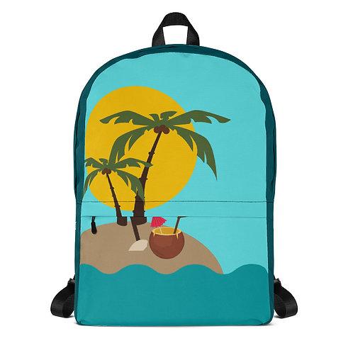 WCC Life's a Beach Backpack