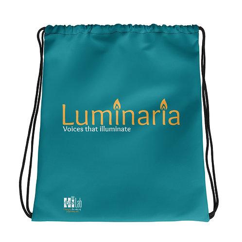 Luminaria Drawstring bag