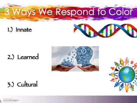 3 Ways We Respond To Color
