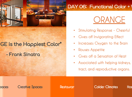 11 DAYS OF FUNCTIONAL COLOR: