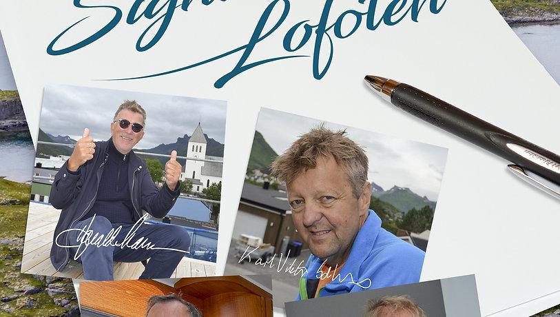 Signatur Lofoten