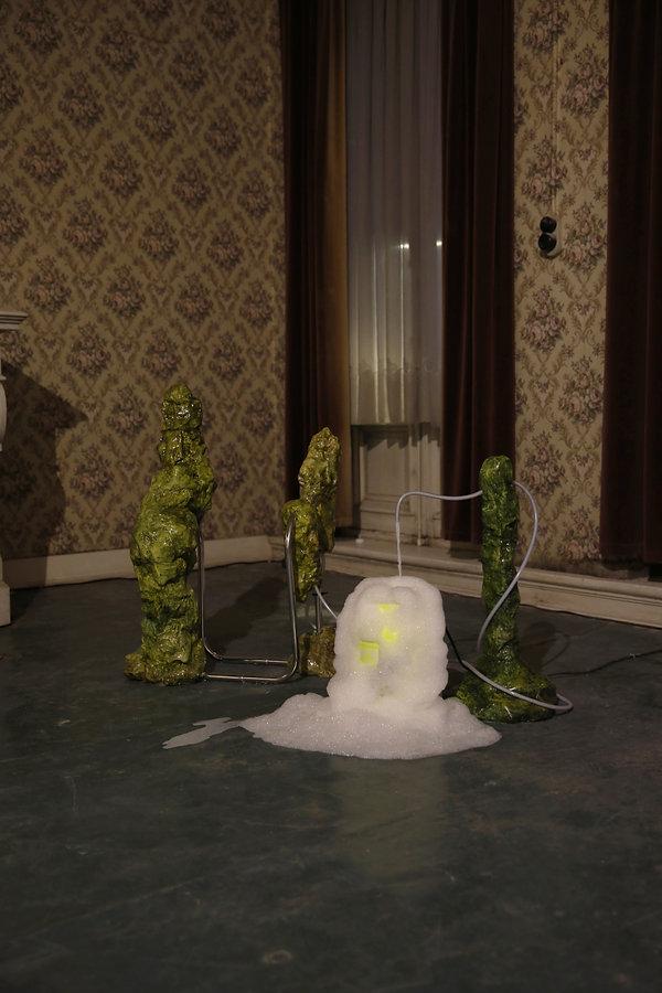 Carole Mousset, my whey, sculpture