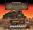 Vibrating saloon et sa cover pochette de l'album vinyle 33 tours LP 12 pouces de sub grabbing electro dub jazz jurassien disponbible dans la boutique online odeva shop