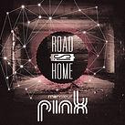 Cover pochette de l'album cd road is home de Monsieur pink groupe de pop rock jurassien disponbible dans la boutique online odeva shop