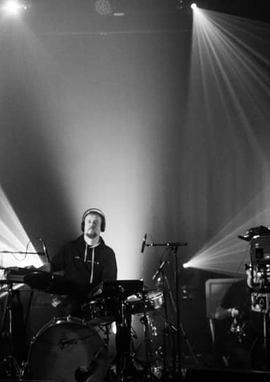 2 Ohms Load en concert Moulin de Brainans Smac Festival de la Paille Ruff estival ruffey dub electro reggae loud bass