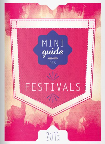 Miniguide des Festivals 2015