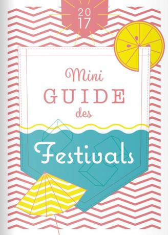 Miniguide des Festivals 2017