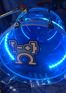 Drum kit 2ohmsload