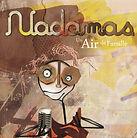 Cover pochette de l'album cd nadamas un air de famille digipack disponbible dans la boutique online odeva shop haute saone