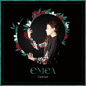 Cover EMEA L'envol 1er EP 5 titres odeva daydream diamontour greenpiste records