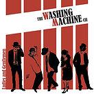 Ladies and gentlemen par le groupe jurassien The washing machine cie wmcie Cover pochette de l'album disponible dans la boutique online odeva shop