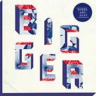 Cover pochette du cd de bigger bones and dust disponbible dans la boutique online odeva boutique