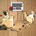 Cover pochette CD digipack Nadamas la rumeur 2020