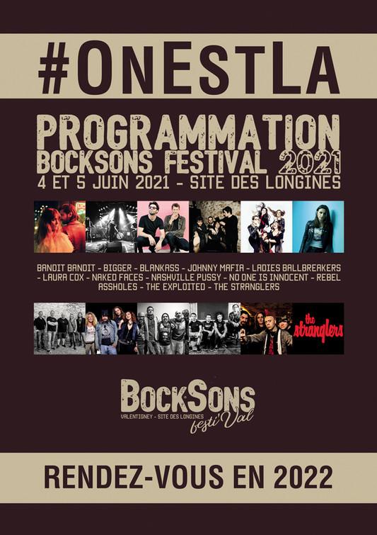 BOCK'SONS FESTIVAL