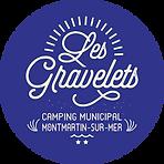 logo icone du camping des gravelets à Montmartin sur Mer dans la Manche