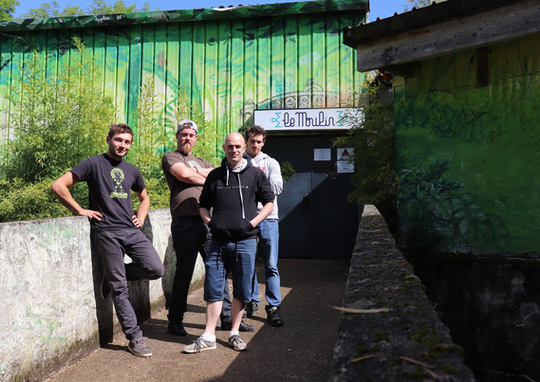 2 Ohms Load en résidence au Moulin de Brainans Jura