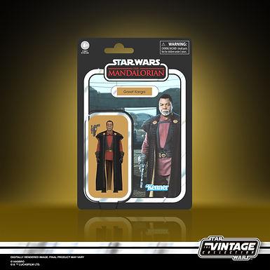 Star Wars Vintage Collection Greef Karga (The Mandalorian)