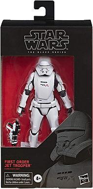 Star Wars Black Series Action Figure Jet Trooper