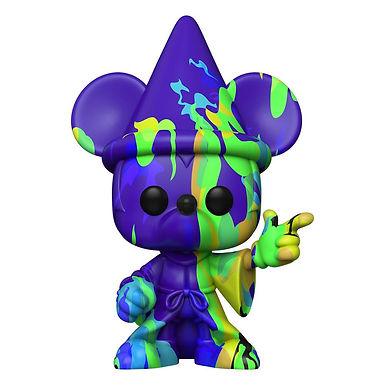 Fantasia 80th Anniversary POP! Mickey #2 (Artist Series) w/Pop Protector