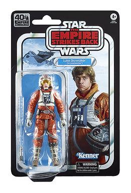 Star Wars Black Series Action Figure 40th Anniversary Luke Skywalker Snowspeeder