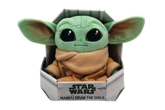 Star Wars: The Mandalorian Plush Figure The Child In Crib25 cm