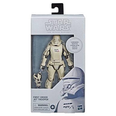 Star Wars Black Series Carbonized Action Figure First Order Jet Trooper