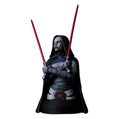 Star Wars The Clone Wars Bust 1/6 Asajj Ventress 15 cm