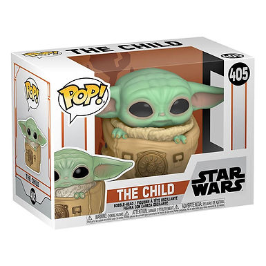 Star Wars The Mandalorian POP! TV Vinyl Figure Child in Bag 9 cm