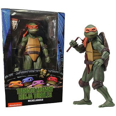 Teenage Mutant Ninja Turtles Michaelangelo figure 18cm
