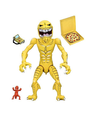 NECA TMNT '87 Ultimate Pizza Monster Action Figure