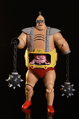 NECA TMNT '87 Ultimate Krang's Android Body Action Figure