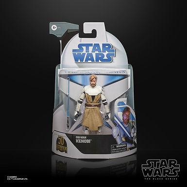 Star Wars Black Series Clone Wars Obi Wan Kenobi