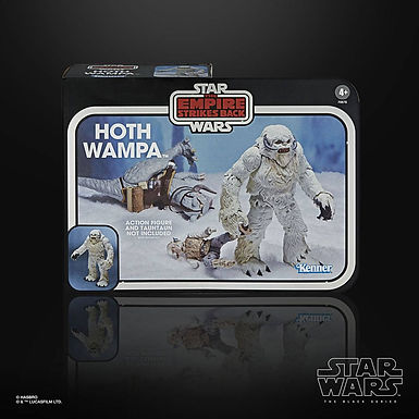 Star Wars Episode V The Black Series Action Figure 2020 Hoth Wampa Exclusive