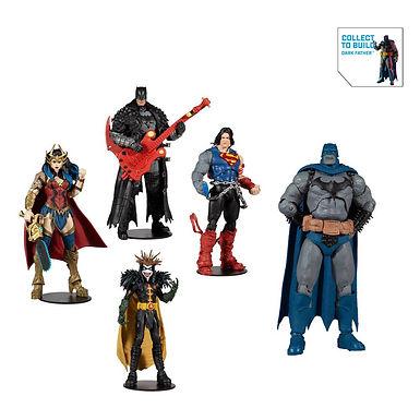 DC Multiverse Build An Action Figure Darkfather Wave